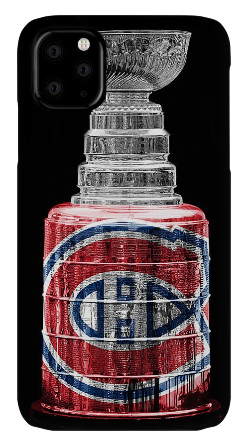 Hockey IPhone Case featuring the photograph Stanley Cup 7 by Andrew Fare