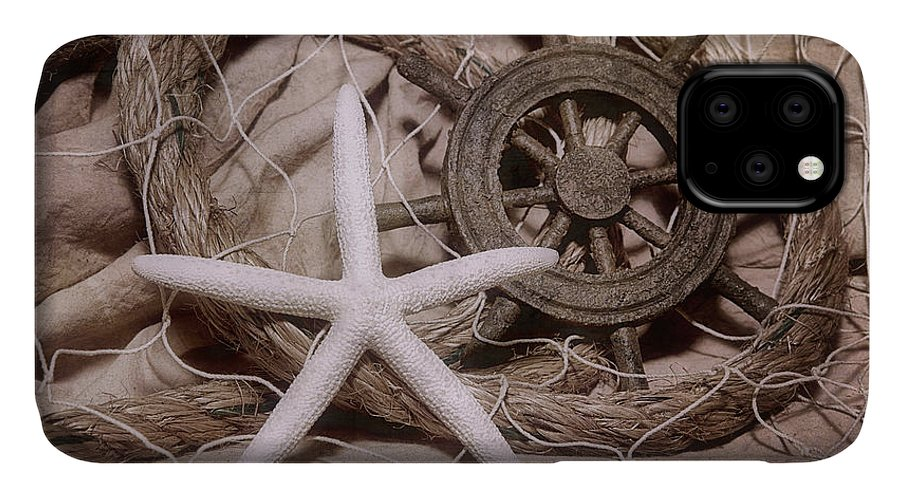 Boating IPhone Case featuring the photograph Starfish Still Life by Tom Mc Nemar