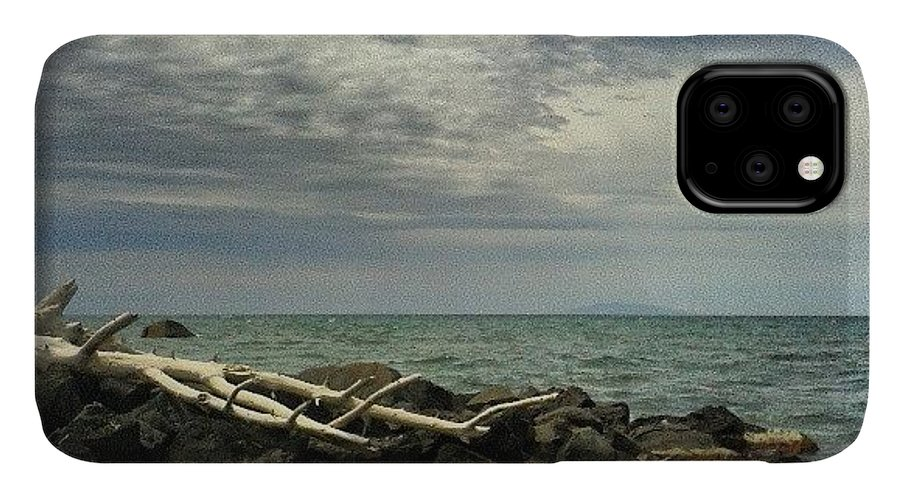 Love IPhone 11 Case featuring the photograph Summer Sea by Emanuela Carratoni