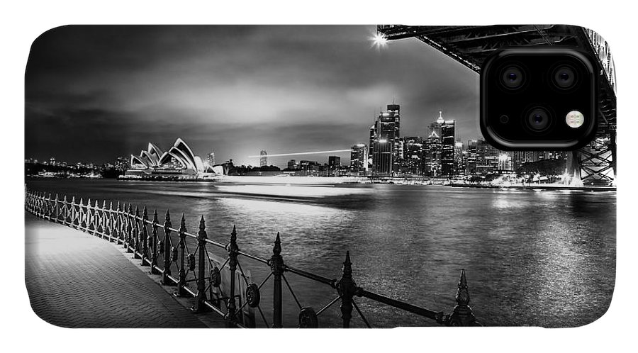 Sydney IPhone Case featuring the photograph Sydney Harbour Ferries by Az Jackson