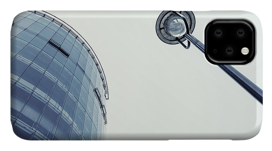 Dublin IPhone Case featuring the photograph Things Are Looking Up by Evelina Kremsdorf