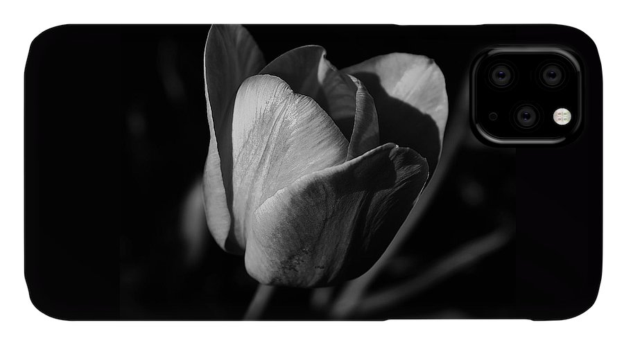 Midwest America IPhone Case featuring the photograph Threshold - Monochrome by Frank J Casella