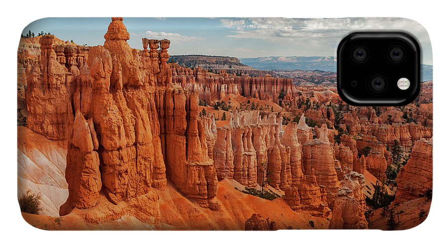 Ann Collins IPhone Case featuring the photograph USA, Utah, Bryce Canyon National Park by Ann Collins