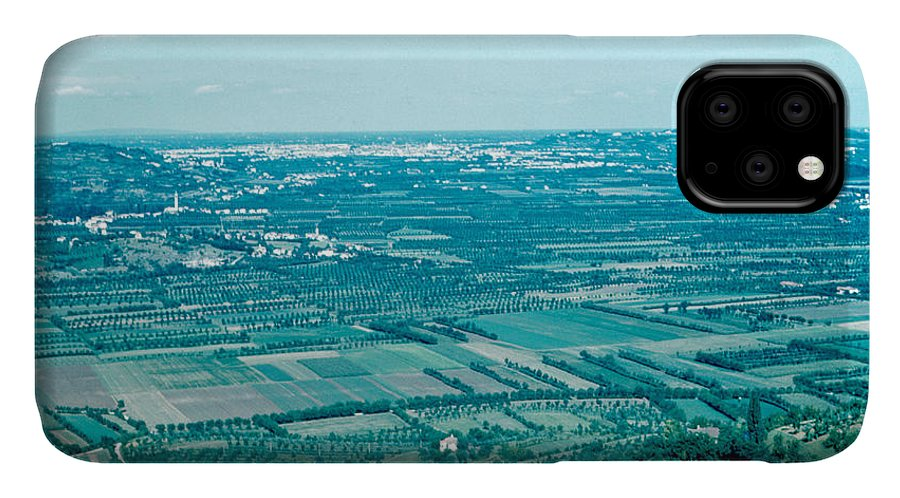 Vicenza IPhone Case featuring the photograph Vicenza Italy 1962 by Cumberland Warden