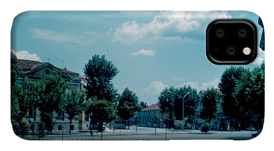 Vicenza IPhone Case featuring the photograph Vicenza Italy 3 1962 by Cumberland Warden