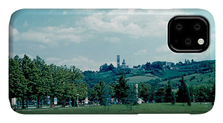 Vicenza IPhone Case featuring the photograph Vicenza Italy 6 1962 by Cumberland Warden