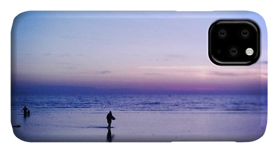 Summer IPhone Case featuring the photograph Walkin On by Emanuela Carratoni