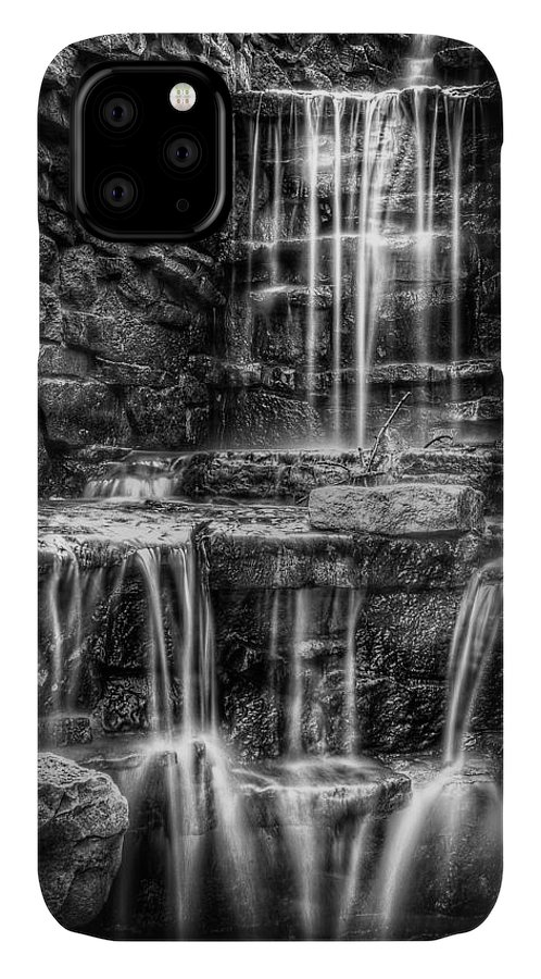 Waterfall IPhone Case featuring the photograph Waterfall by Scott Norris