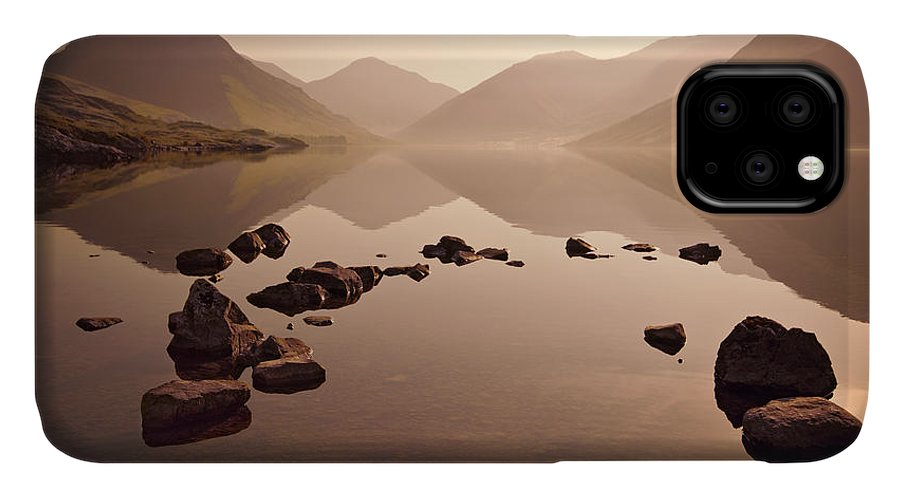 Dawn IPhone Case featuring the photograph Wetlands Mornings by Evelina Kremsdorf