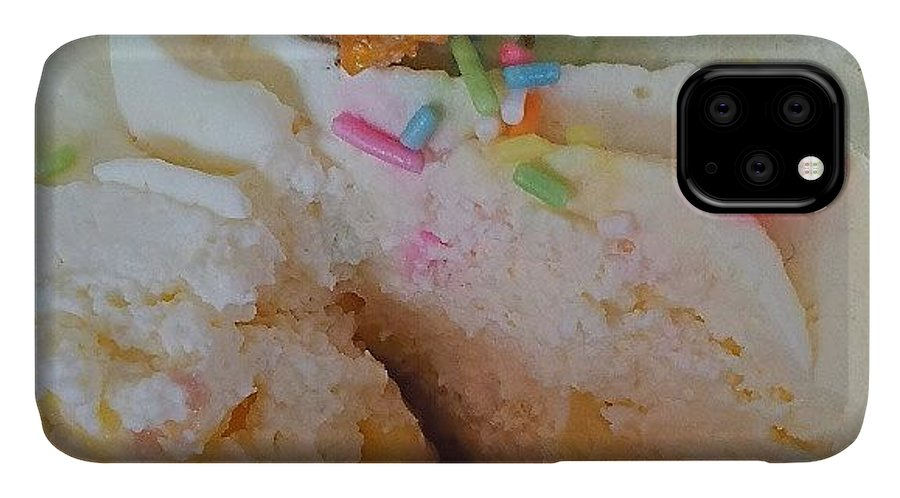 Food IPhone 11 Case featuring the photograph Yes I Did Say Diet...see Food Diet, Not by Abbie Shores