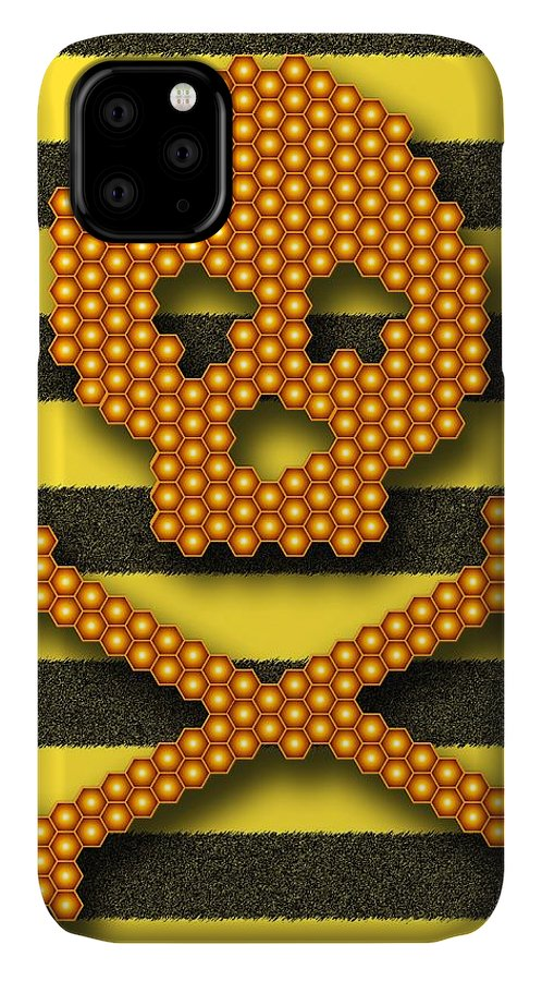 Agriculture IPhone Case featuring the photograph Bee Colony Collapse Disorder, Artwork by Stephen Wood
