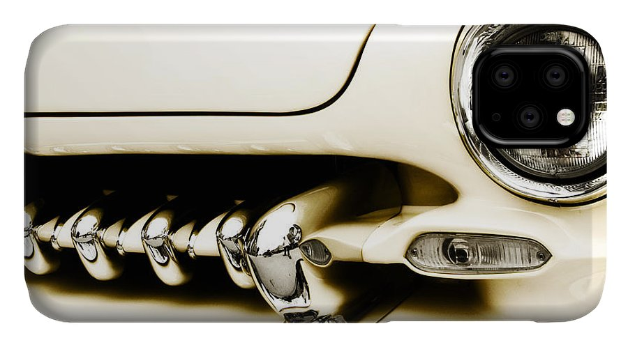 1949 IPhone Case featuring the photograph 1949 Mercury by Scott Norris