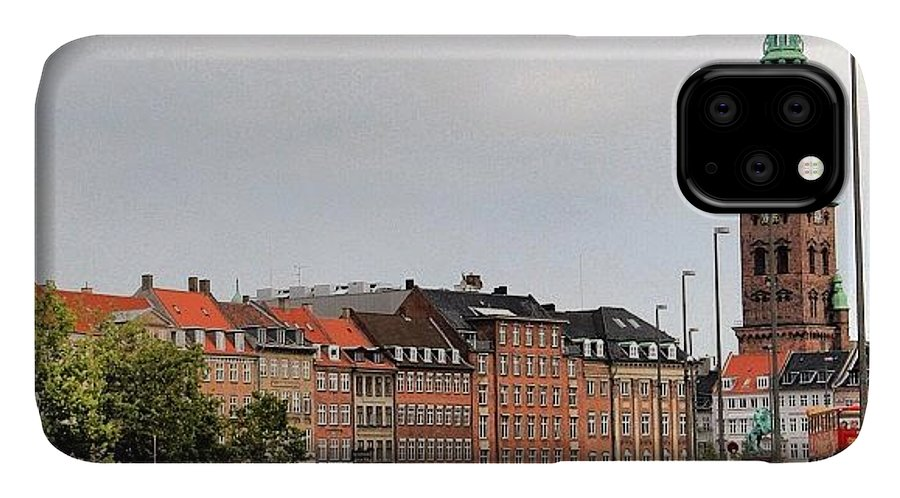 City IPhone Case featuring the photograph Copenhagen by Luisa Azzolini
