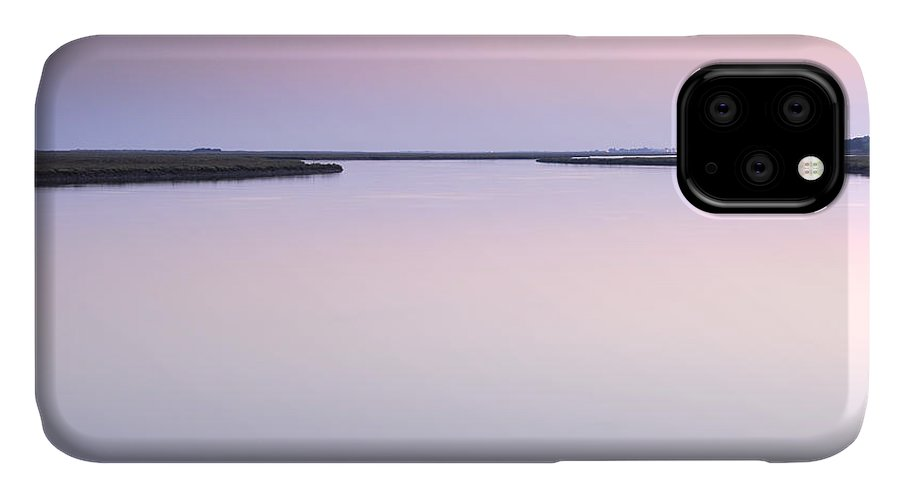 Sunset IPhone Case featuring the photograph Algarve Portugal by Guido Montanes Castillo