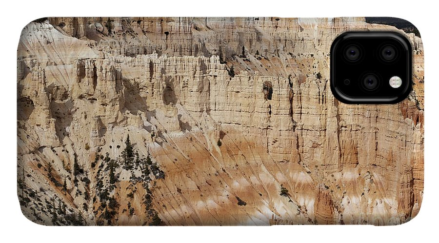 Sandra Bronstein IPhone 11 Case featuring the photograph Bryce Canyon Vista by Sandra Bronstein