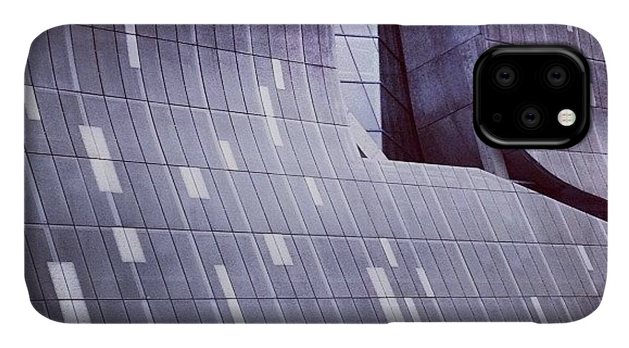 Summer IPhone Case featuring the photograph Cooper Union by Randy Lemoine