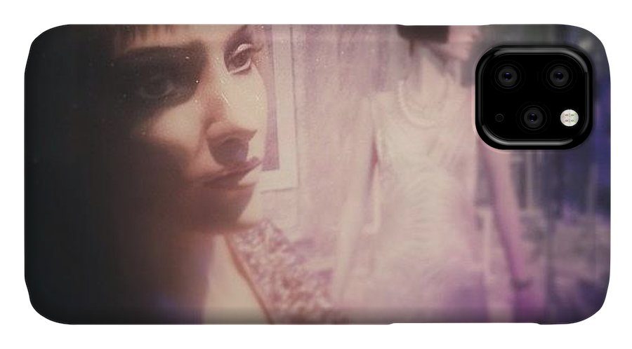 Europe IPhone Case featuring the photograph Forever Waiting by Randy Lemoine