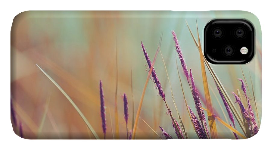 Whimsical IPhone 11 Case featuring the photograph Luminis - S07b by Variance Collections