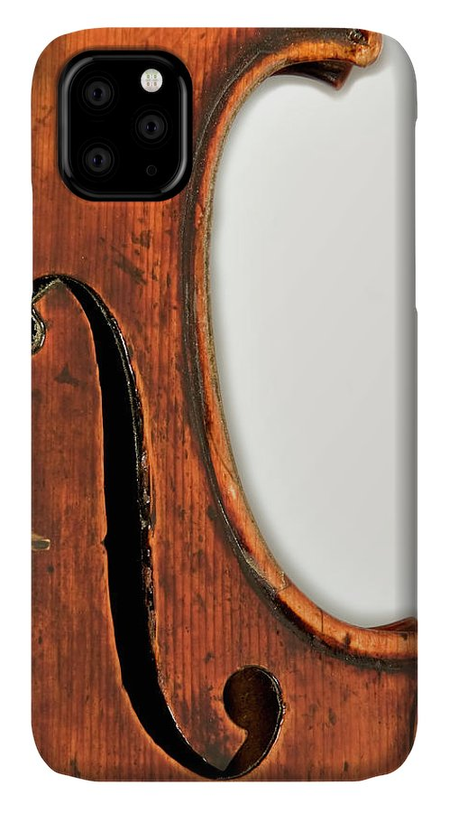 Strad IPhone Case featuring the photograph Right F by Endre Balogh