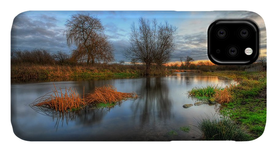 Hdr IPhone Case featuring the photograph Swampy 2.0 by Yhun Suarez