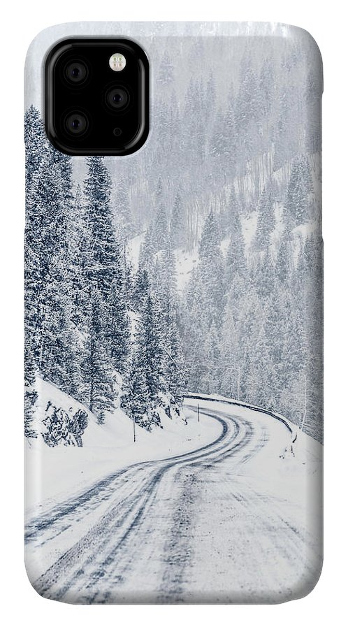 Kremsdorf IPhone Case featuring the photograph As Far As Dreams Can Go 1 by Evelina Kremsdorf