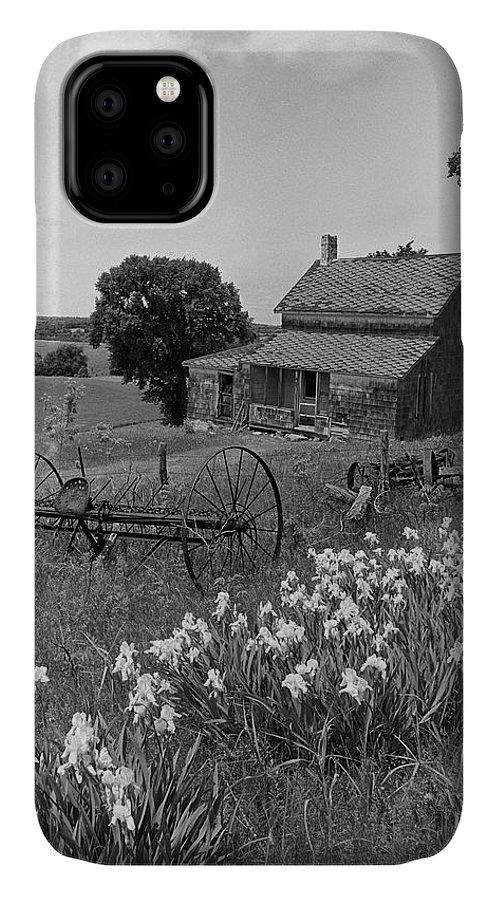 Farm IPhone Case featuring the photograph Life Goes On by Bruce Thompson