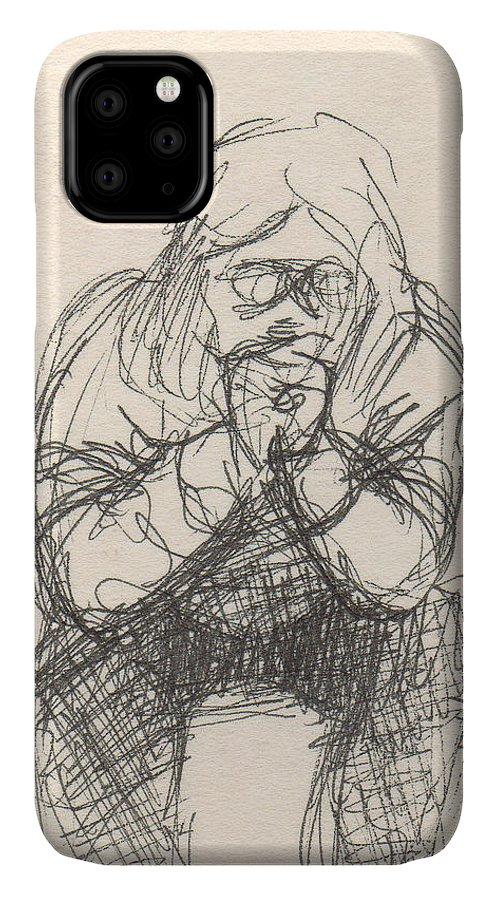 Untitled iphone 11 case
