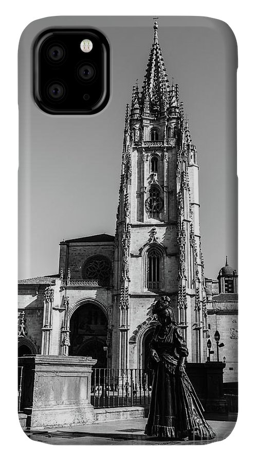 Spain IPhone 11 Case featuring the photograph Cathedral by Ric Schafer