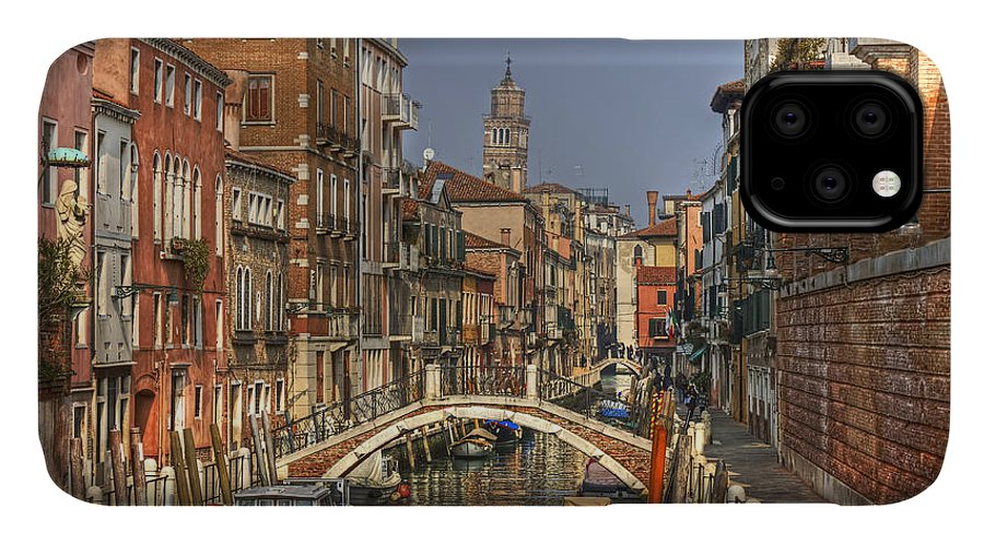 Architecture IPhone Case featuring the photograph Venice - Italy by Joana Kruse