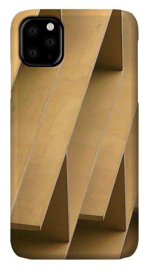 Abstract IPhone Case featuring the photograph Abstract 7277 by Guntis Lauzums
