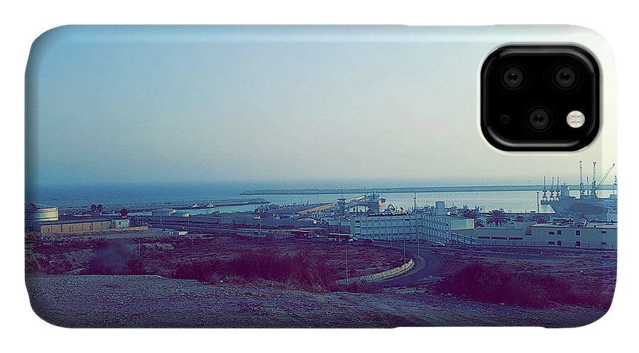 Nature IPhone 11 Case featuring the photograph Agadir Nature by Hassan Boumhi