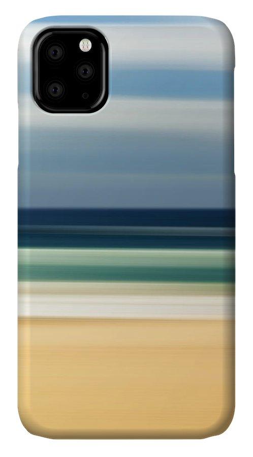 Beach IPhone Case featuring the photograph Beach Pastels by Az Jackson