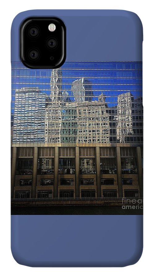Frank J Casella IPhone Case featuring the photograph Beauty Of Reflection by Frank J Casella
