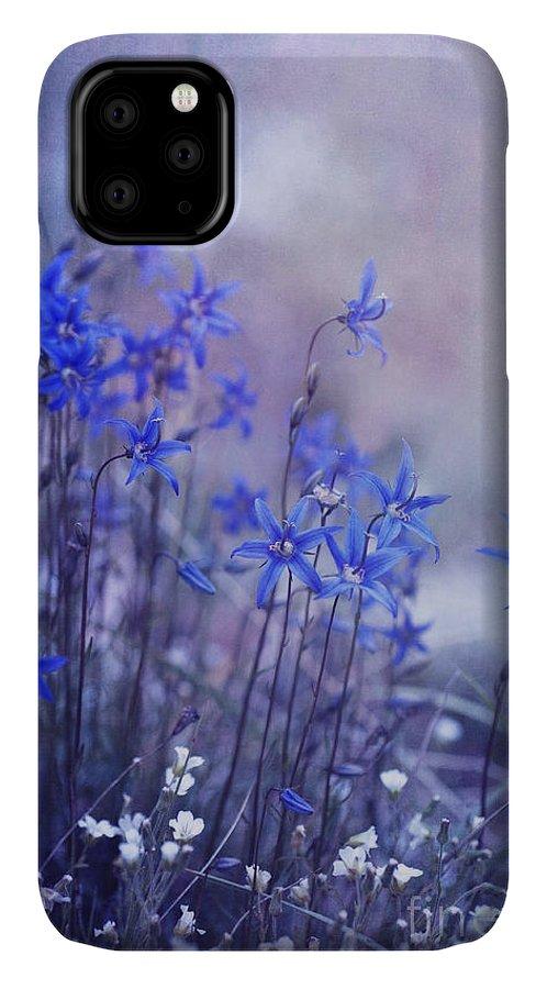 Yukon Bellflower IPhone Case featuring the photograph Bluebell Heaven by Priska Wettstein