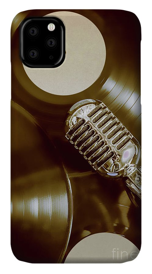 Rock N Roll IPhone 11 Case featuring the photograph Classic Rock N Roll by Jorgo Photography - Wall Art Gallery
