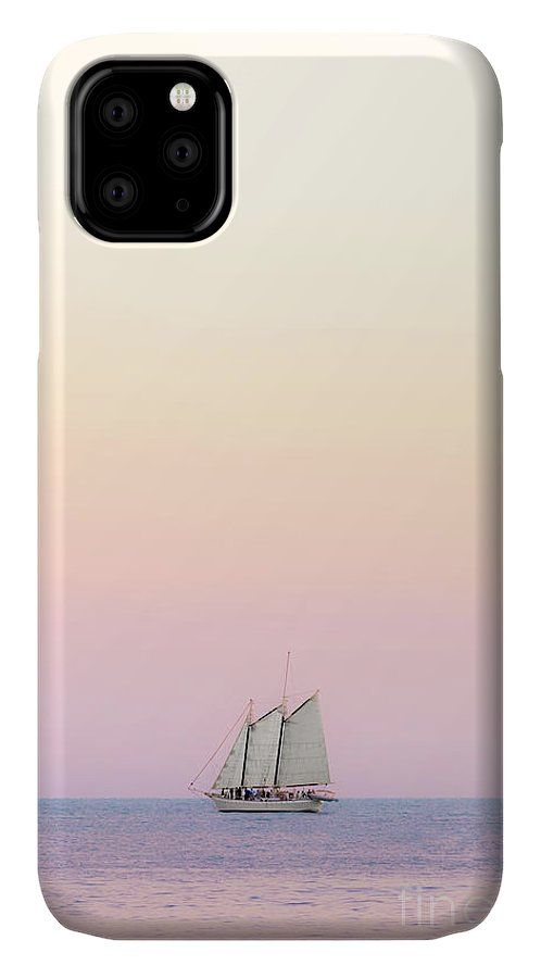 Kremsdorf IPhone Case featuring the photograph Come Sail Away by Evelina Kremsdorf