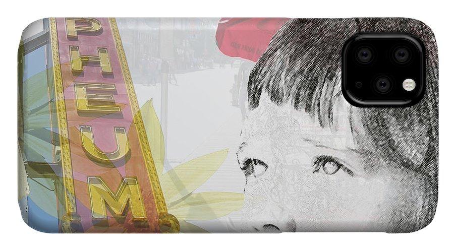 Memphis IPhone Case featuring the photograph Dreams of Memphis by Amanda Barcon