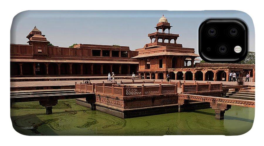 Fatehpur Sikri IPhone 11 Case featuring the photograph Fatehpur Sikri 2 by Doug Matthews