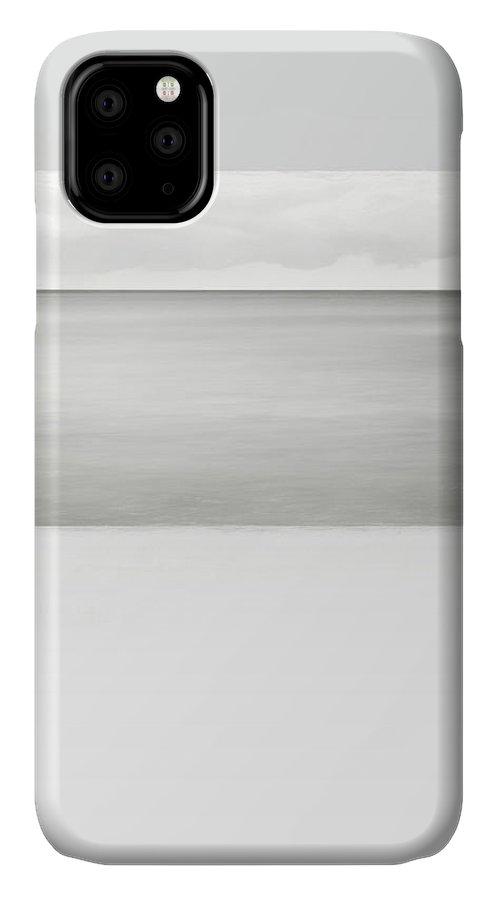 Horizon IPhone Case featuring the photograph Fierce Calm by Scott Norris