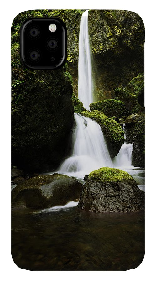 Northwest IPhone Case featuring the photograph Flow by Chad Dutson
