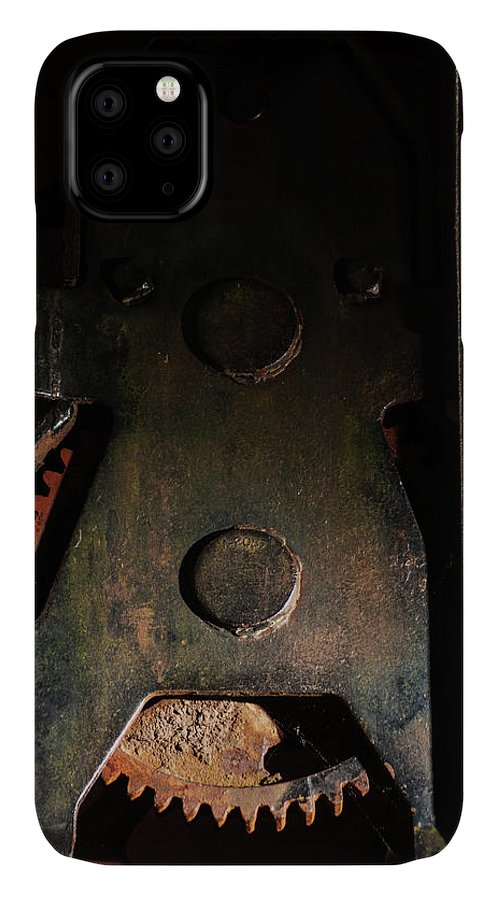 Gear IPhone Case featuring the photograph Gear by Eugene Campbell