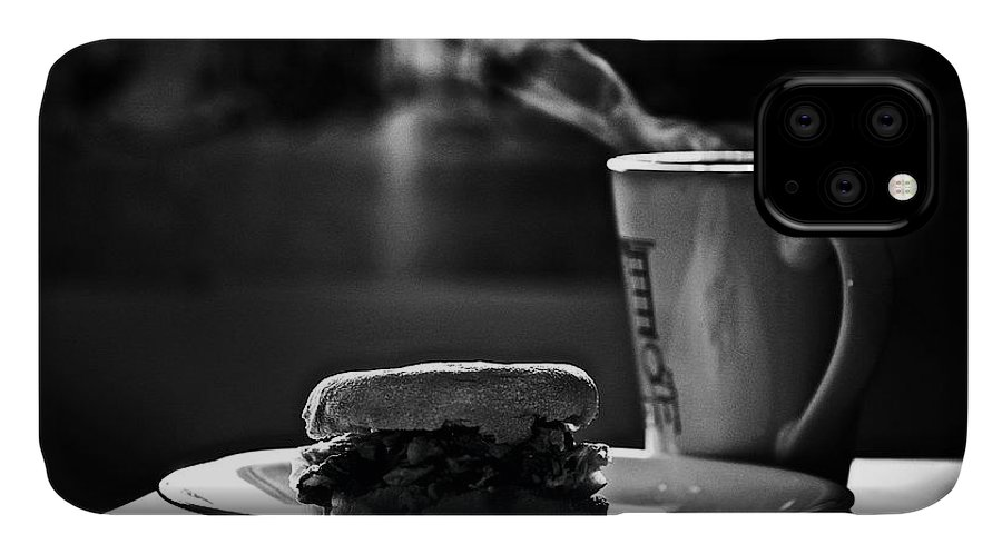 Food IPhone Case featuring the photograph Glorious Morning 2 by Frank J Casella