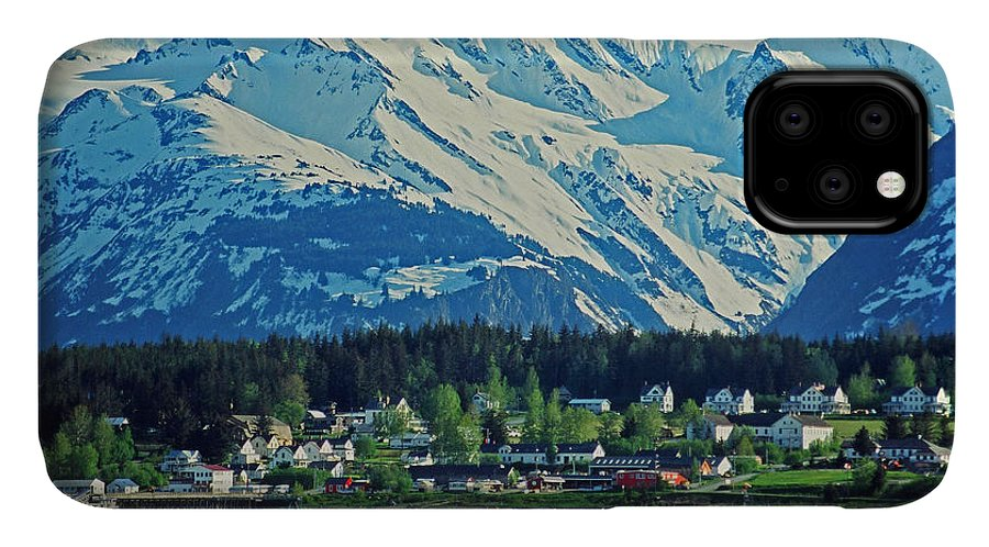 North IPhone Case featuring the photograph Haines - Alaska by Juergen Weiss