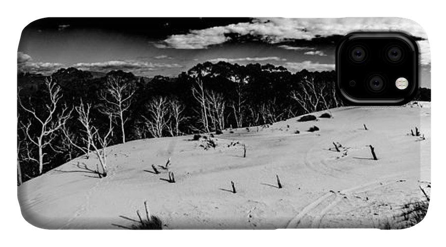 Desert IPhone Case featuring the photograph Henty Dunes Tasmania by Jorgo Photography - Wall Art Gallery
