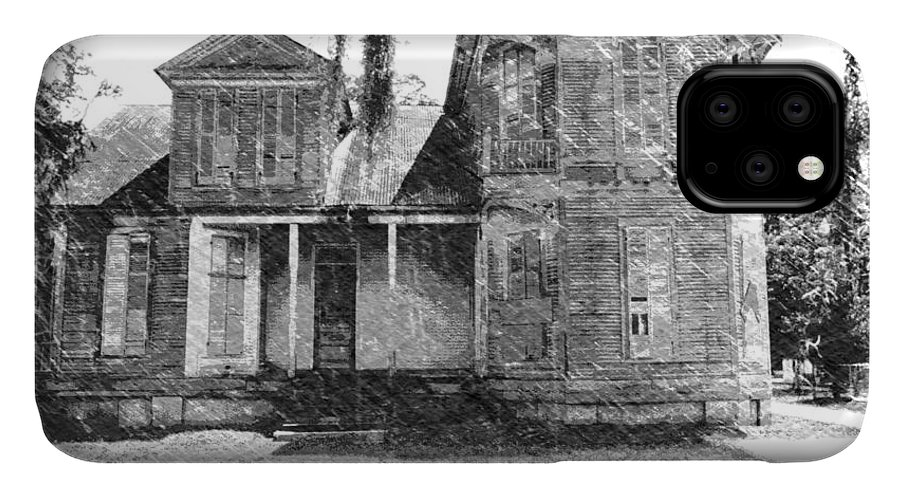 Louisiana IPhone Case featuring the photograph Homestead 2 by Dick Goodman