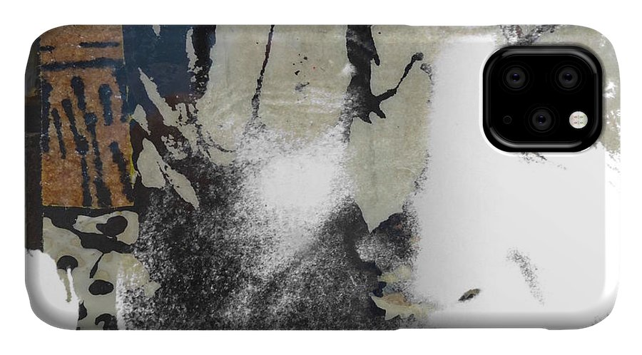 The Beatles IPhone Case featuring the digital art John Lennon - In My Life by Paul Lovering