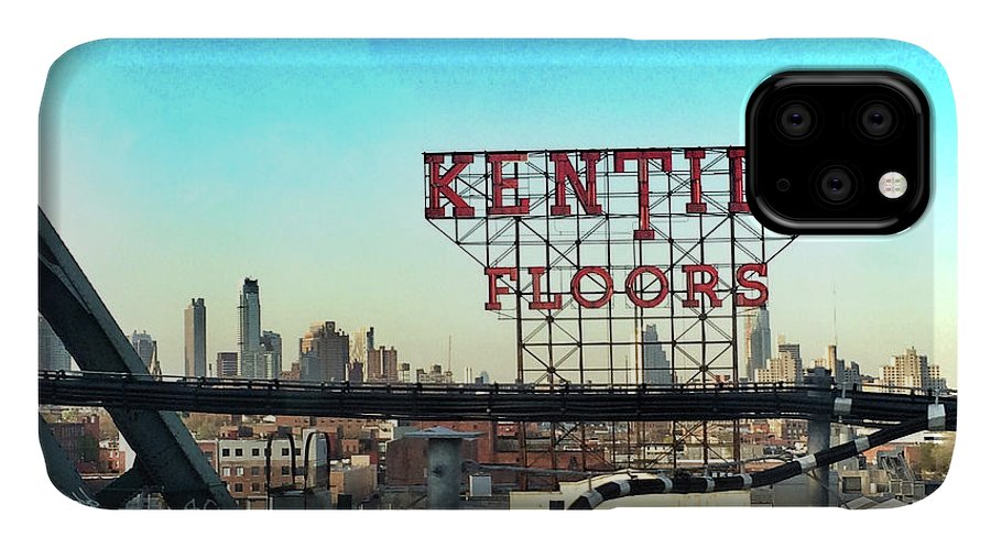 Kentile Floors IPhone Case featuring the photograph Kentile Floors by Onedayoneimage Photography
