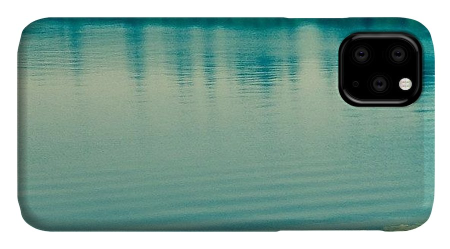 Lake IPhone 11 Case featuring the photograph Lake by Andrew Redford