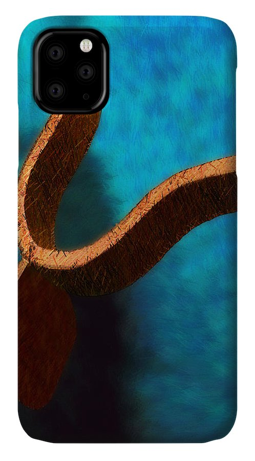 Photography IPhone Case featuring the photograph Latch by Paul Wear