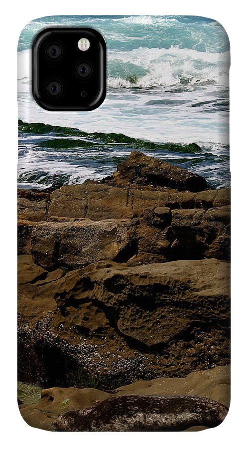 Beach IPhone Case featuring the photograph Lazy Days by Anthony Jones